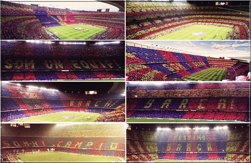 barcelone camp nou FC Barca