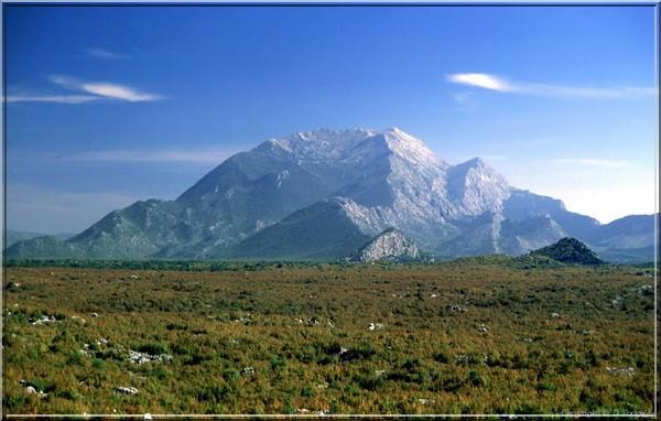 biokovo parc naturel croatie