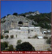 blaca monastere croatie brac