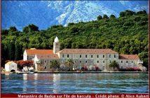 croatie monastere badija korcula