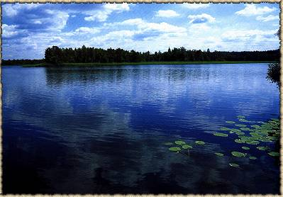 lac braslav parc bielorussie