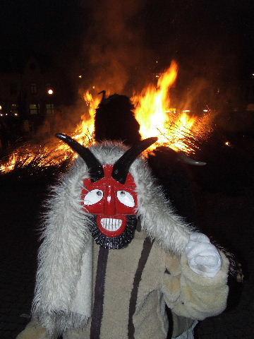 mohacs buso carnaval hongrie