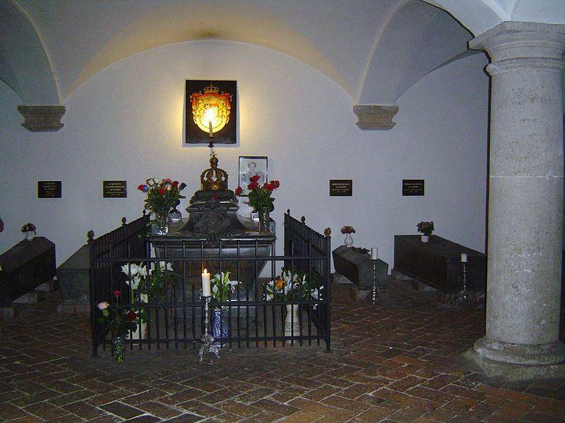tombe louis II de baviere