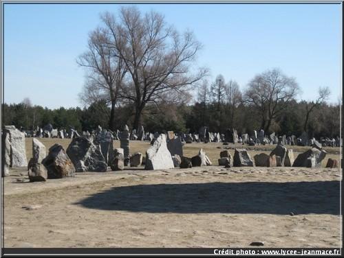 treblinka camp de concentration nazi en pologne