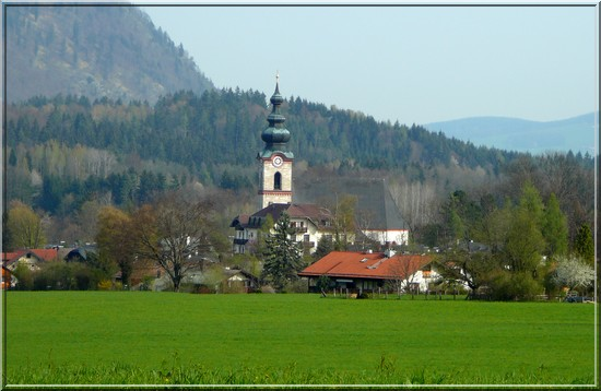 Berchtesgadener land baviere