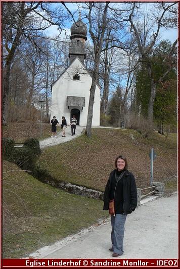 eglise chateau linderhof