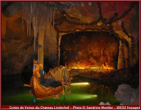 grotte venus chateau linderhof