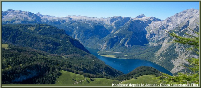 konigsee jenner lac baviere