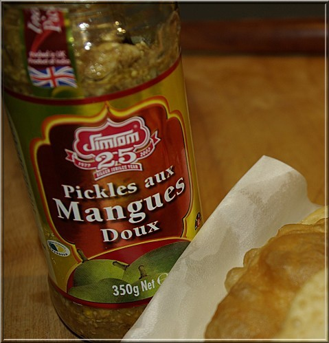 pickles mangues