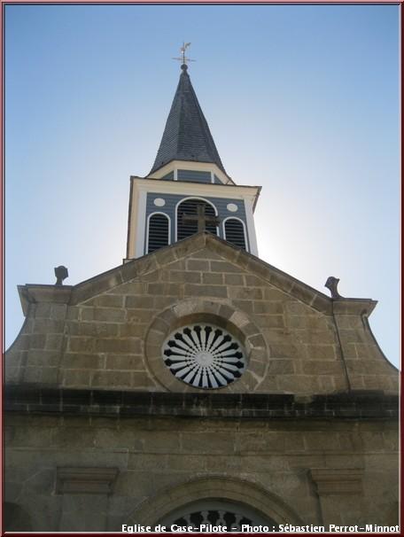 Martinique Eglise de Case-Pilote