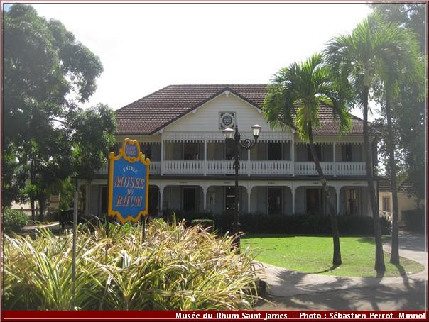 Martinique Musée du Rhum Saint-James