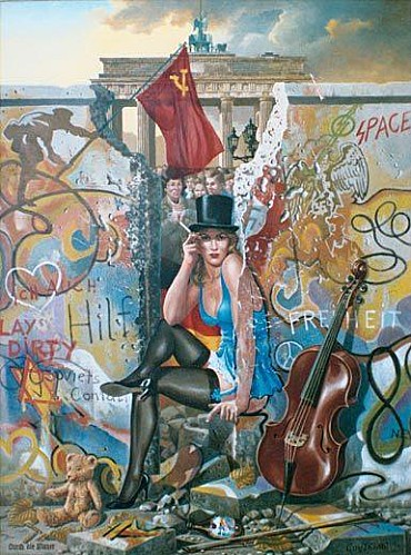 Mur Berlin lili marleen