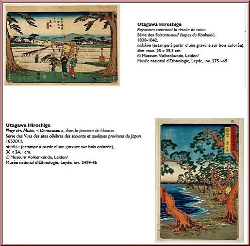 estampes hiroshige utagawa