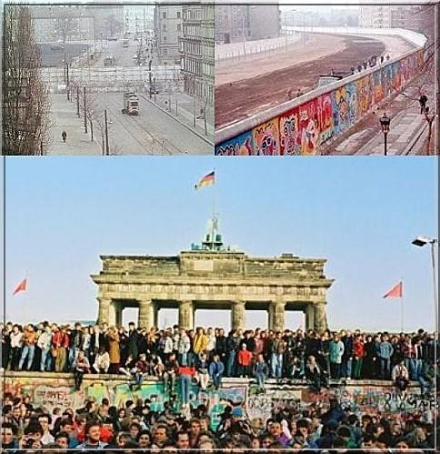mur de berlin 1989