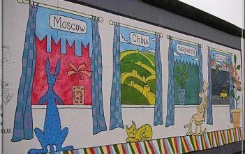 mur de berlin moscou chine