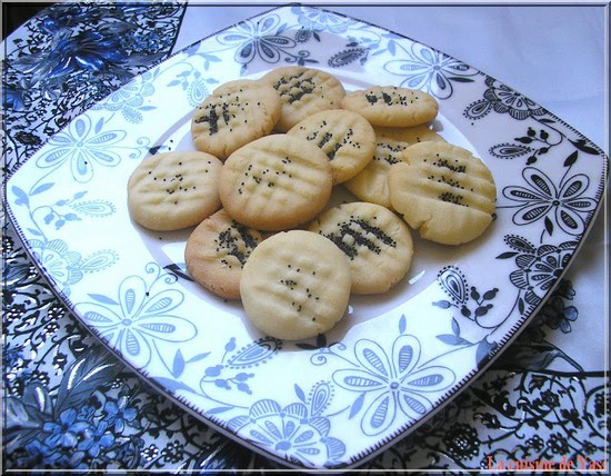 naan berenji recette iranienne biscuits a la rose