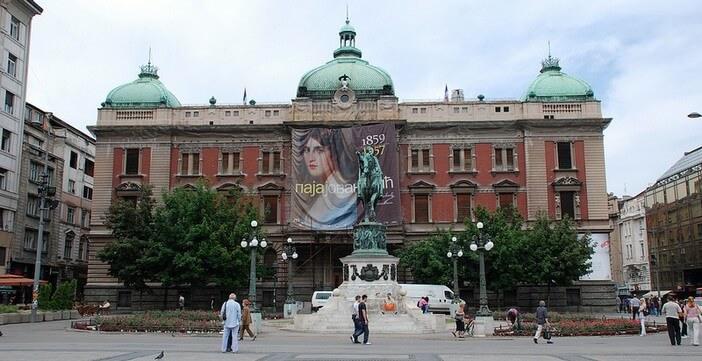 belgrade musée national de serbie