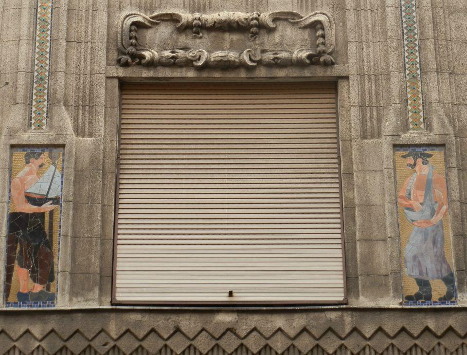 Budapest fenetre et rideau