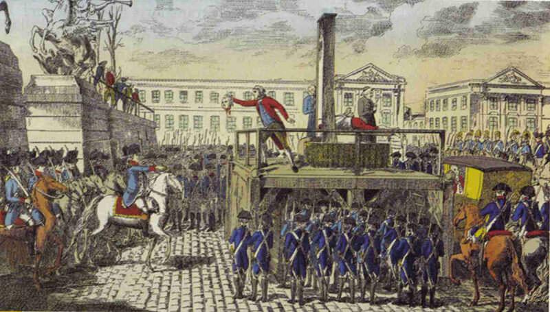 La mort de Louis XVI ; un épisode \