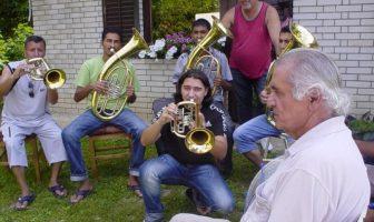 Fejat Sejdic musique des balkans