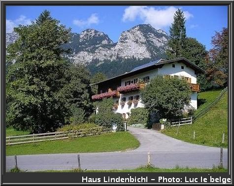 Haus Lindenbichl baviere
