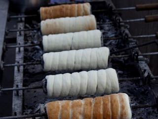 Kurtoskalacs recette hongroise