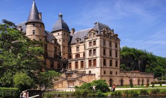 Parc du chateau de Vizille