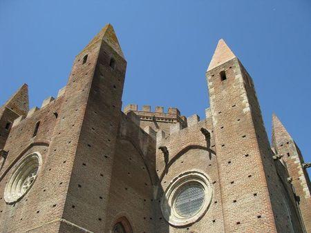 Simorre abbatiale Notre-Dame et Saint cerats
