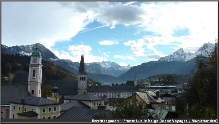 berchtesgaden haute baviere