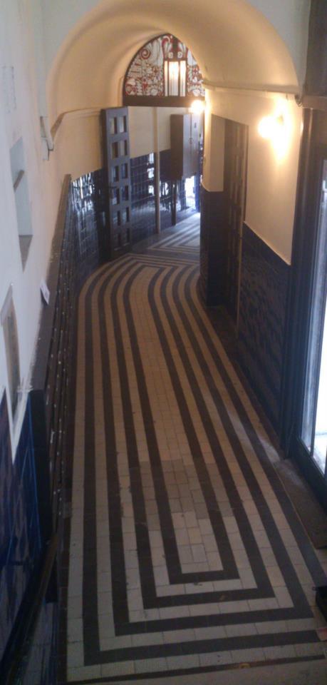 budapest couloir