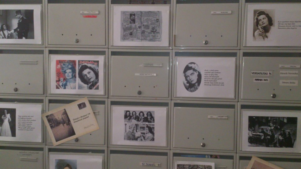 budapest insolite boites aux lettres