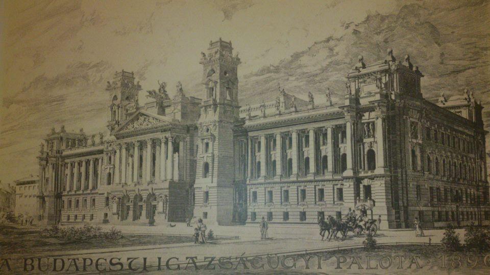 budapest ligazsacugyt palota 1890