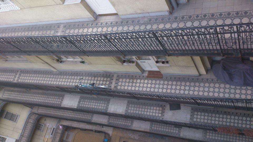 budapest vue des etages