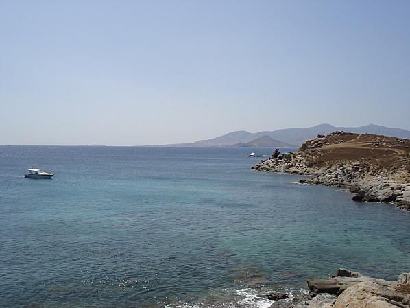 cyclades agia anna mer naxos