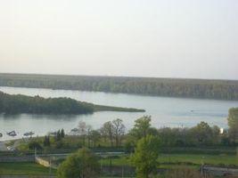 danube à Belgrade