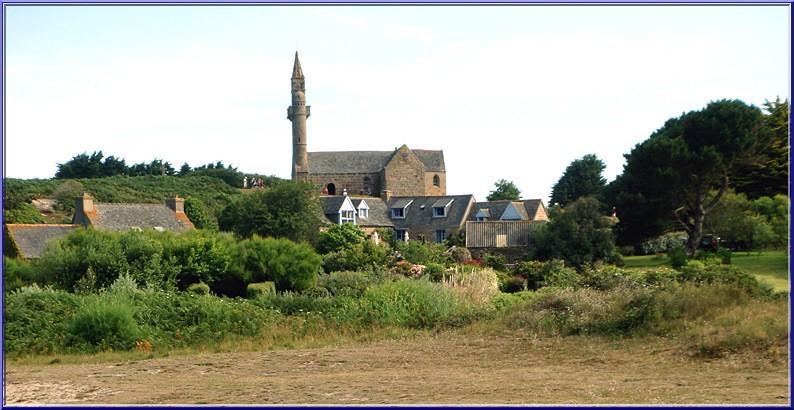 ile callot chapelle