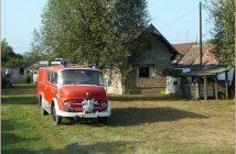 lonjsko polje camion pompiers