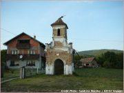lonjsko polje chapelle en ruines