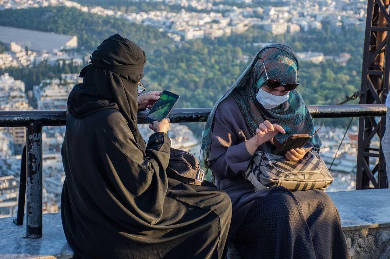 niqqab voile intégral