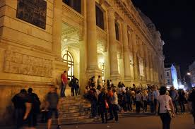 nuit des musees foule bucarest