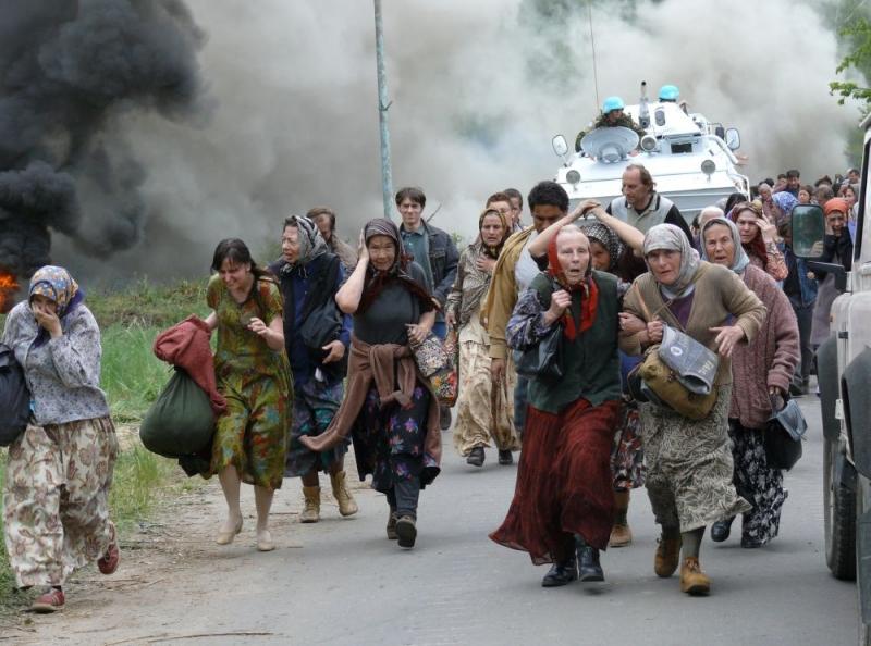resolution 819 exode a srebrenica