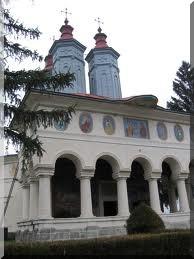 roumanie monastere ciolanu buzau