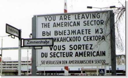 secteur américain de berlin