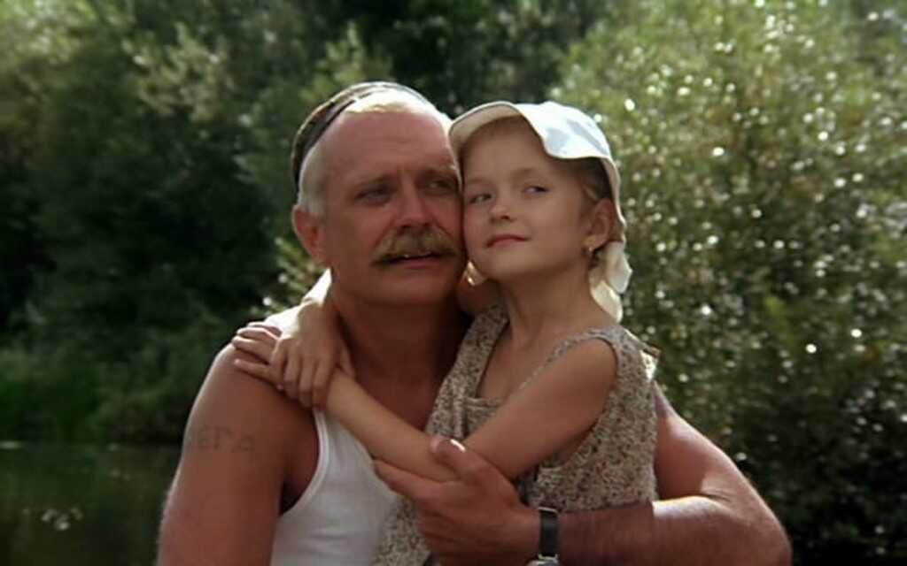 soleil trompeur film russe de Nikita Mikhalkov