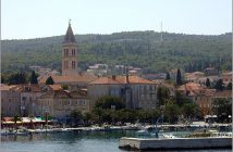 Brac supetar croatie