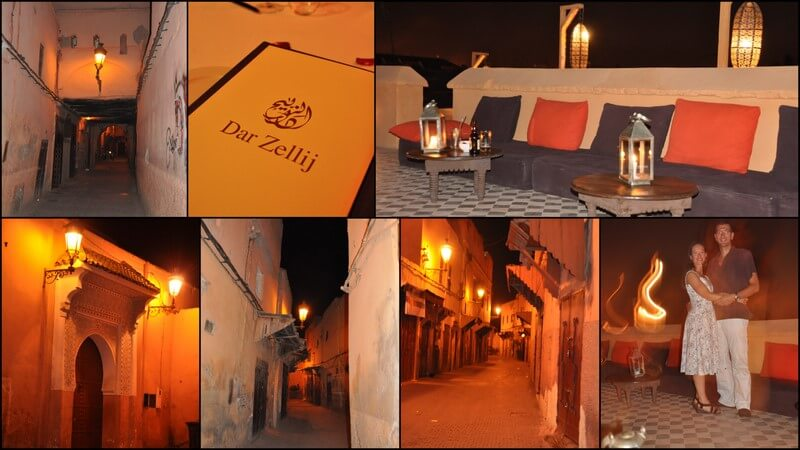 Dar zellij Marrakech