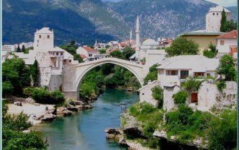 Mostar bosnie herzegovine