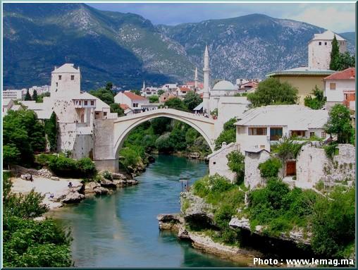 Visiter Mostar bosnie herzegovine
