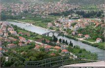 Trebinje panorama depuis Crkvine