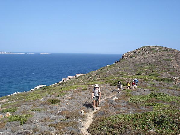 cyclades naxos randonneurs